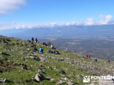 Castañar de la Sierra de San Vicente - Convento del Piélago;rutas de trekking;viajes activos